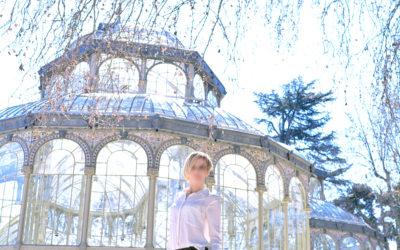 Portfolio de fotos en el Parque del El Retiro listo!!!