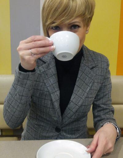 Nina Escort Café o Té